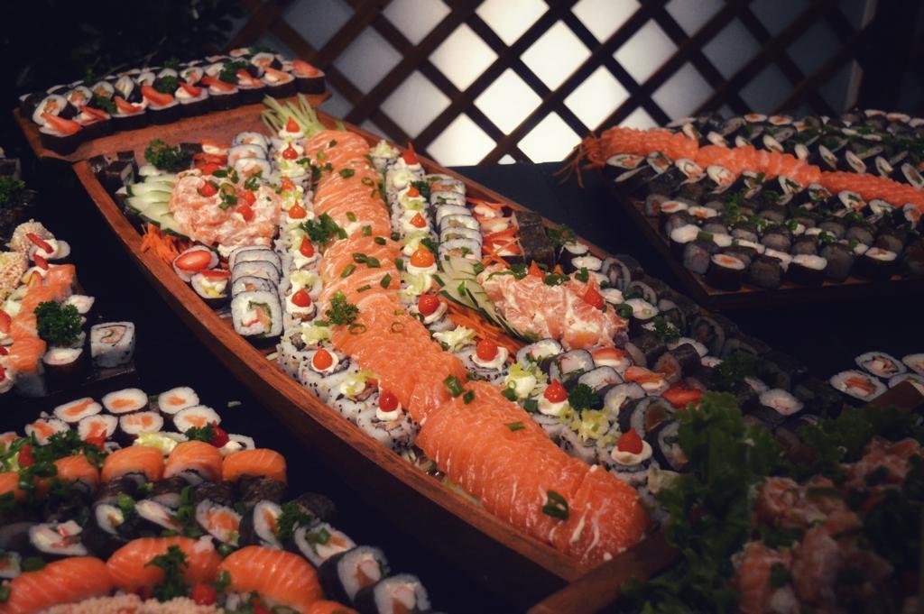 Ilha Gastronômica: tendência de buffet para formaturas 1