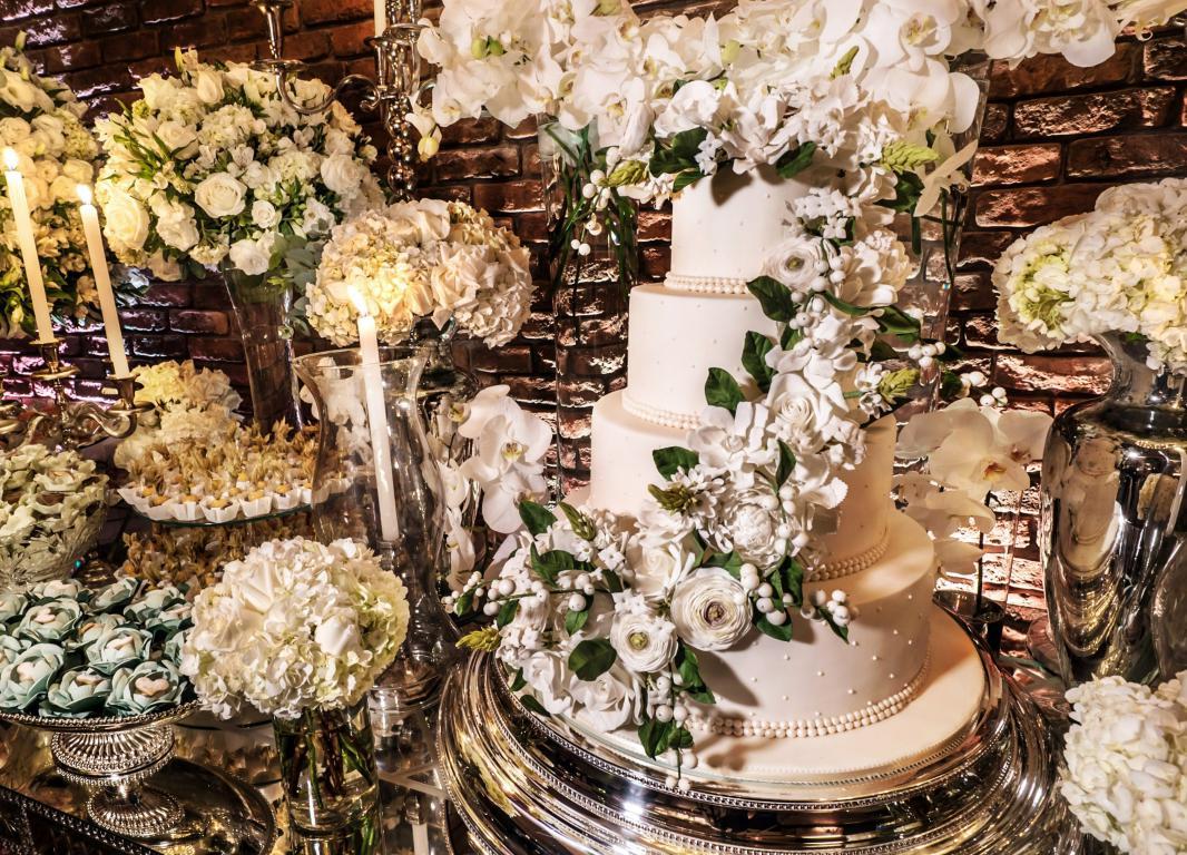 Sugestões de cardápio para festa de casamento
